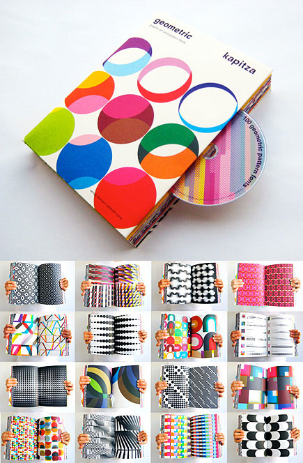 kapitza geometric pattern book