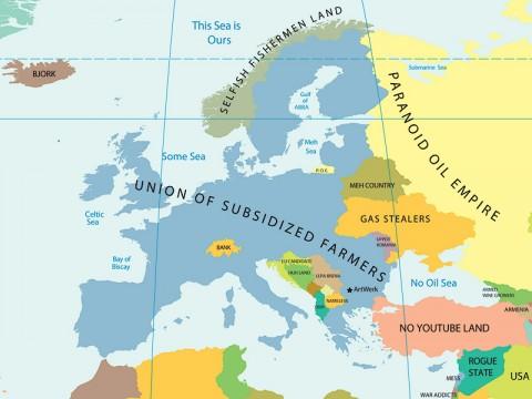 Europe explained