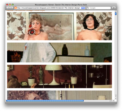 70s Porn Style