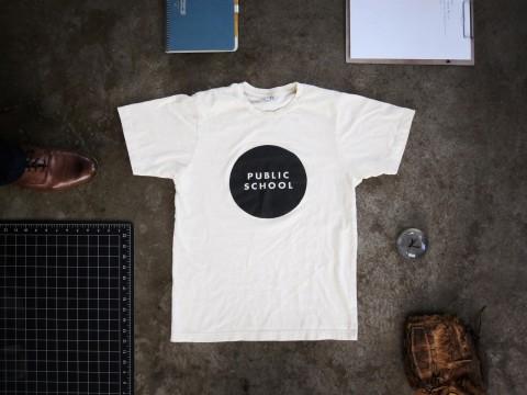 Public School Tshirt
