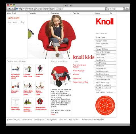 Knoll Kids