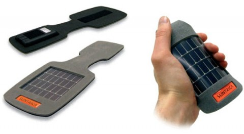 SolarStrap: Charge Your Gadgets While Traveling