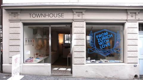 townhouse zurich