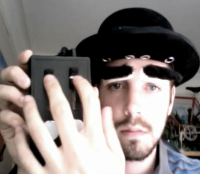 eyebrow hat