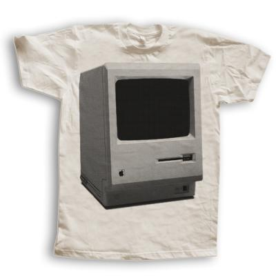 First Macintosh Shirt
