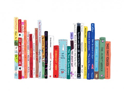 The Ideal Bookshelf