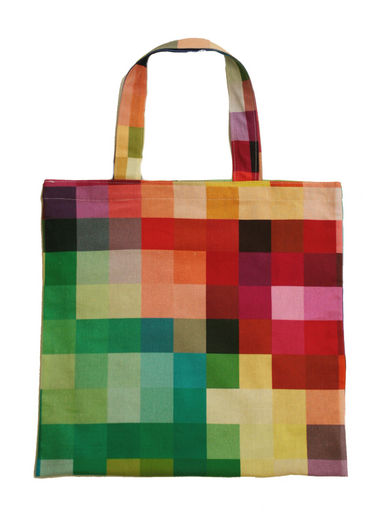 Cristian Zuzunaga Colour Chart Bag