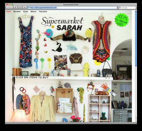 supermarket sarah