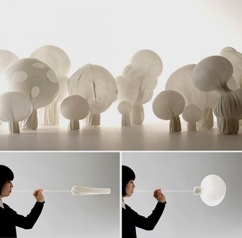Nendo lighting