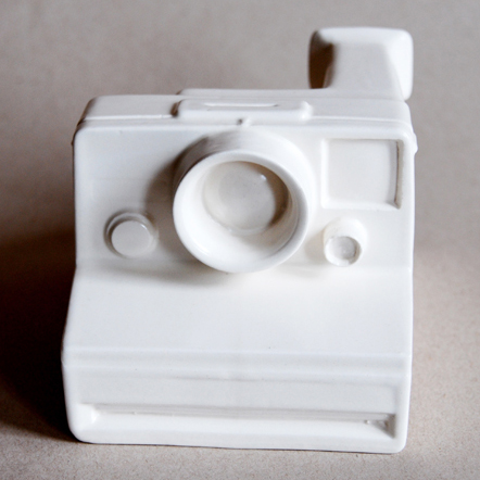 ceramic polaroid