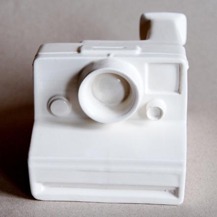 ceramic polaroid