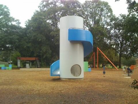 Isamu Noguchi's Playscapes