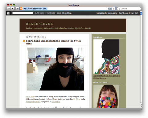 beard review