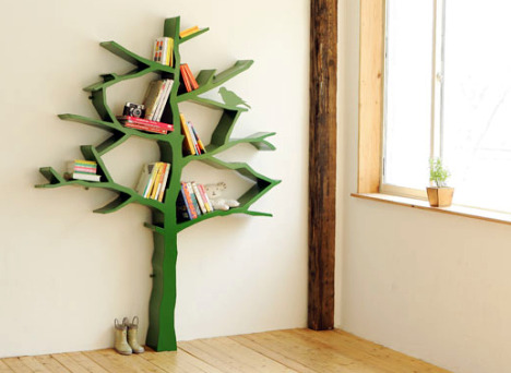 Vice Versa Nyc >> swissmiss | Tree that grows books