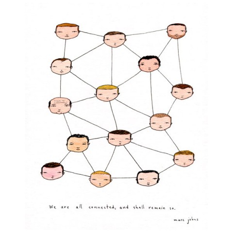 we are all connected