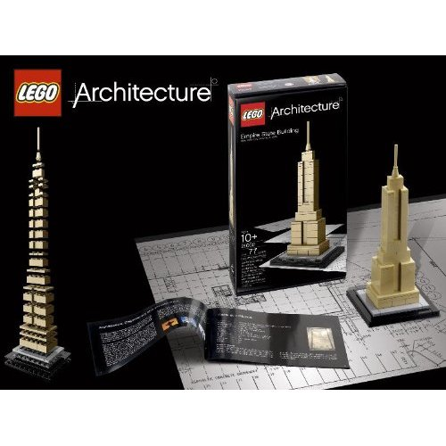 Lego Architecture Series Empire State Building