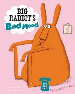 big rabbit's bad mood 1