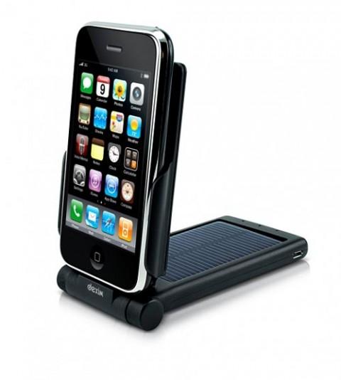 swissmiss | Portable Solar iPhone Charger