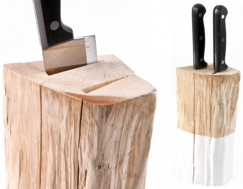 swissmiss knife block. Black Bedroom Furniture Sets. Home Design Ideas