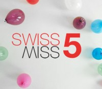 swissmiss is turning 5