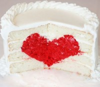 Heart Cake Tutorial