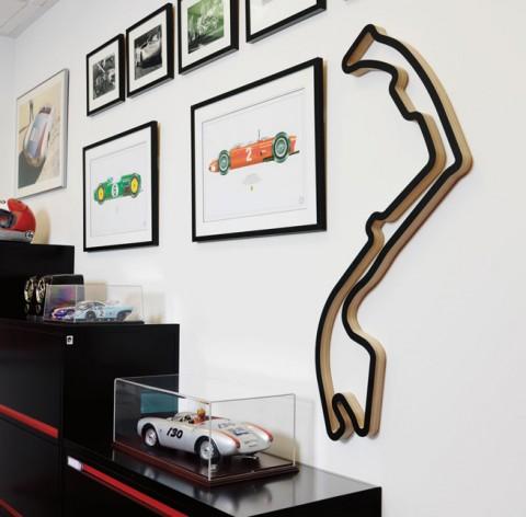 Race Track Wall Art >> Swissmiss Race Tracks Of The World