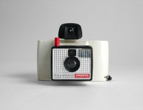 swissmiss | Vintage Polaroid Land Camera