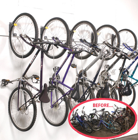 Good Searching For The Perfect Vertical Bike Rack