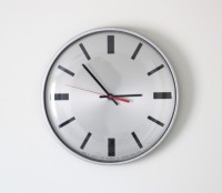 modern simplex wall clocks