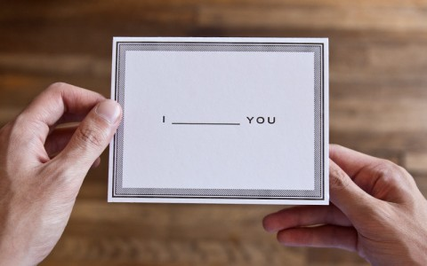 fill in the blank cards 1 design per day