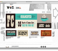 wood type revival