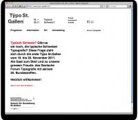 typo st.gallen