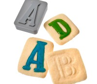 letterpress cookie stamps