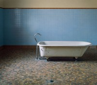 Bathtub, Fairfield State Hospital, Connecticut