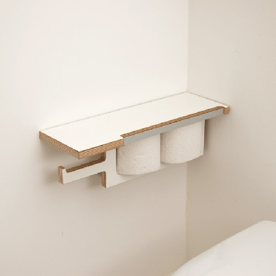 Swissmiss Toiletpaper Holder