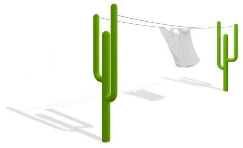 Designer Lines : Swissmiss cacti clothes lines