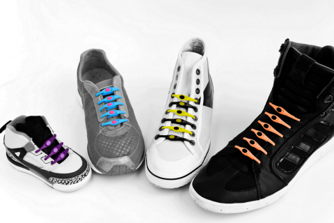New Hickies lace system can turn any shoe into slip-ons