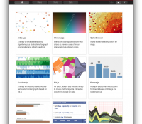 selected data visualization tools