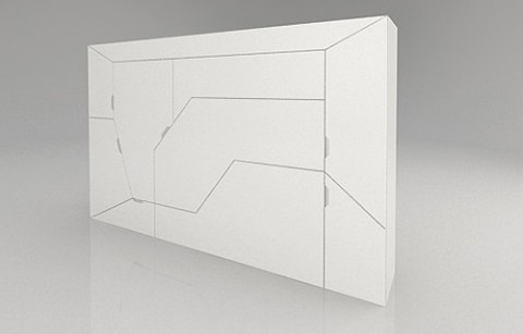 swissmiss   Bedroom in a Box