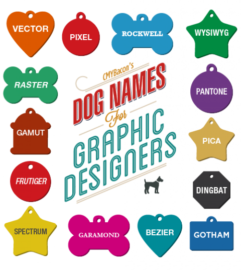 swissmiss | Dog Names for Graphic Designers