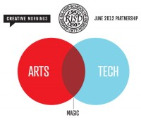 RISD CreativeMornings partnership