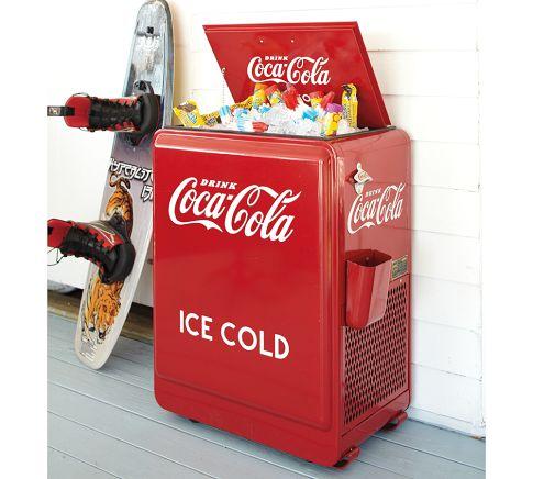 Swissmiss Coca Cola Drink Cooler