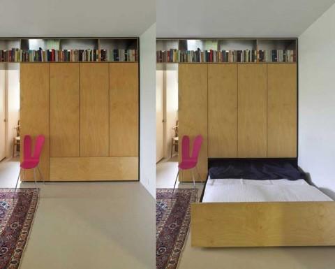 Swissmiss Hidden Bed