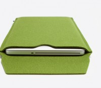 B&M wool felt Macbook Sleeve