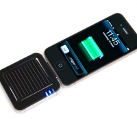 pocket solar charger