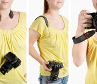 three way camera strap