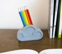 cloud pencil eraser