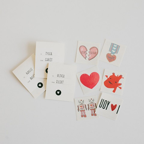 Valentine's Multi Tattly Pack