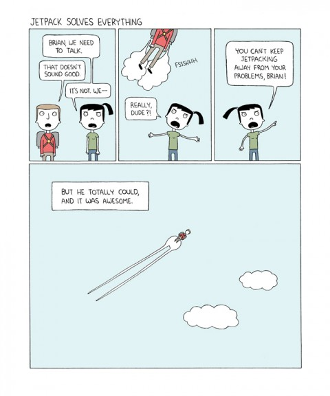 Jetpack Solves Everything
