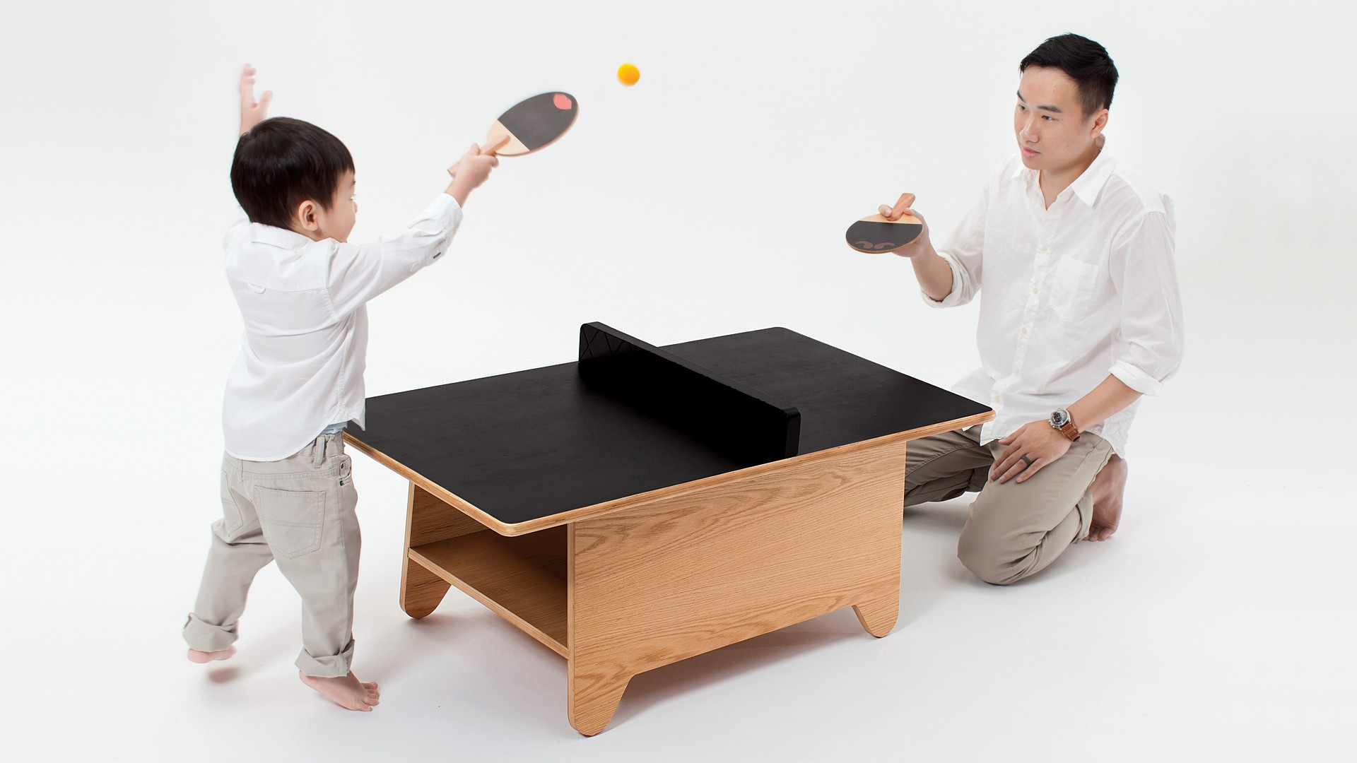 Swissmiss tiny ping pong table for Table ping pong